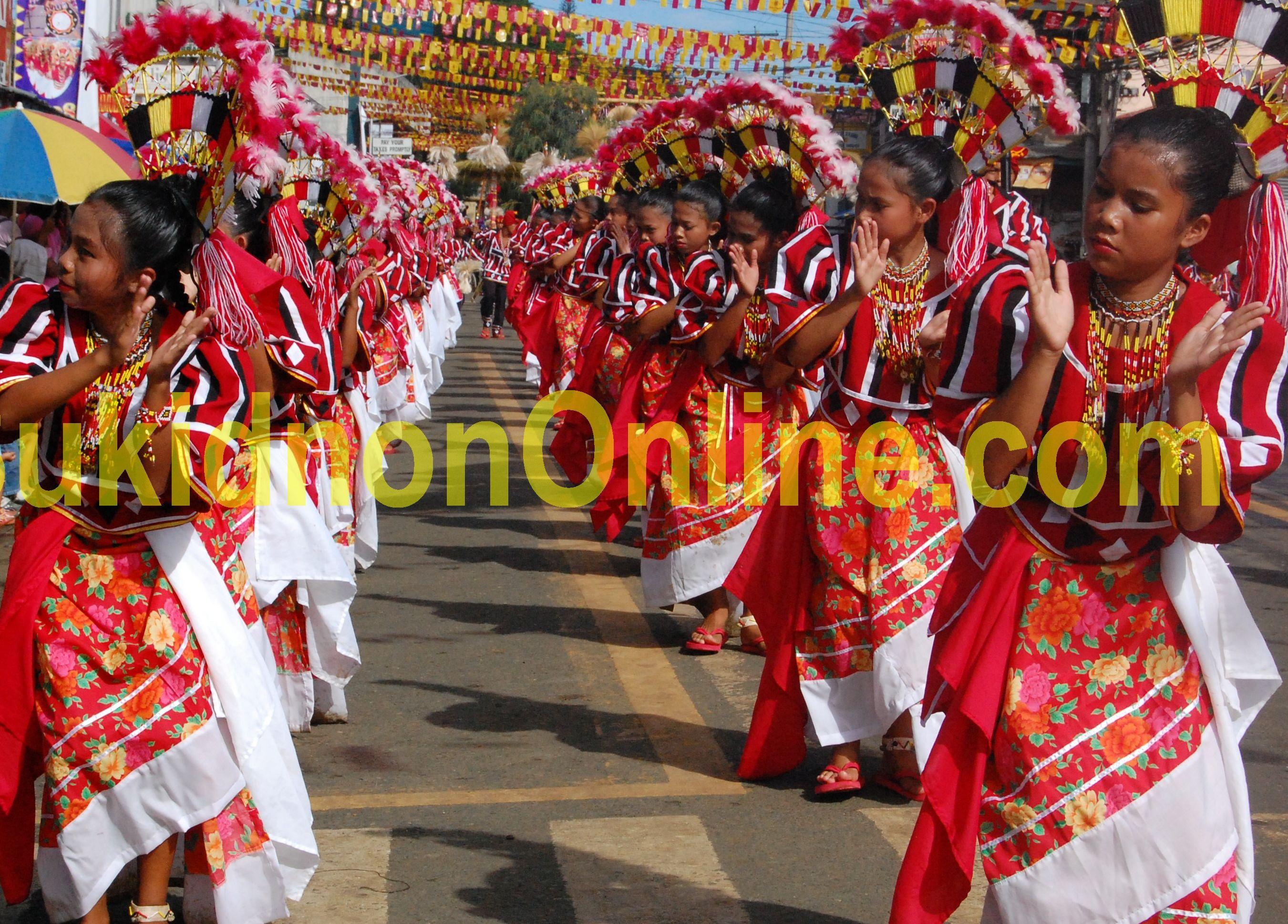 kaamulan dancers