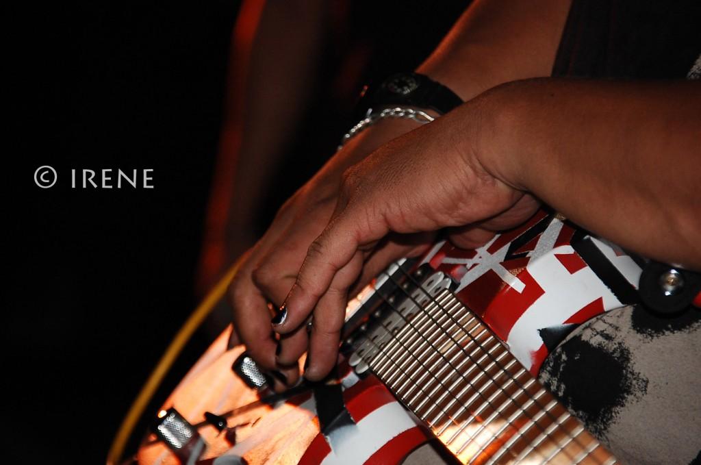 hand (photo by Irene)