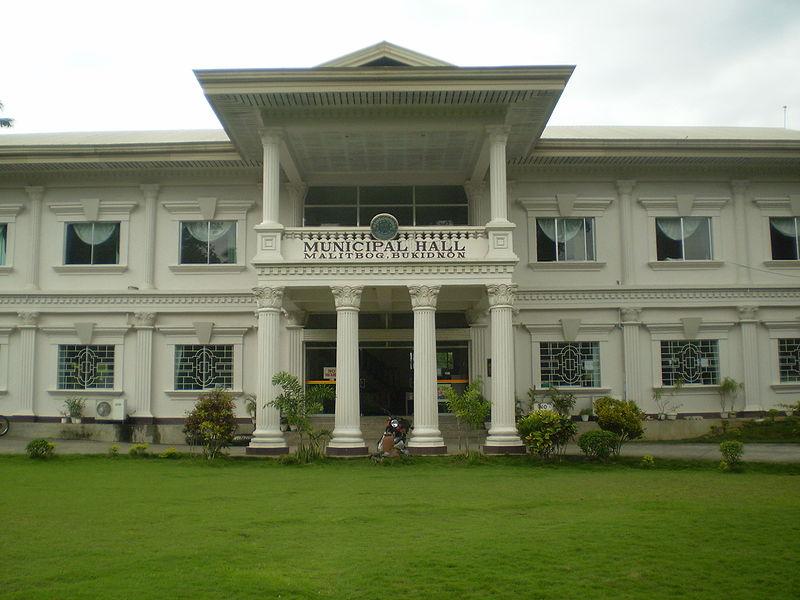 malitbog municipal hall