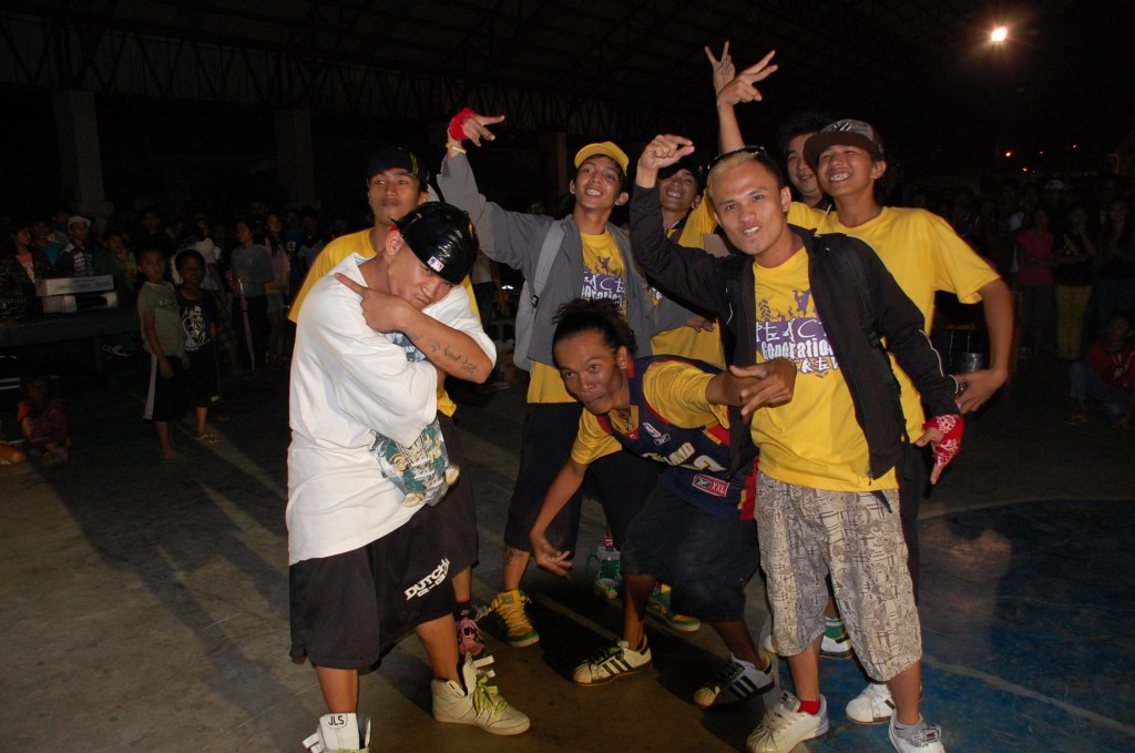 peace generation crew photo by bukidnononline.com
