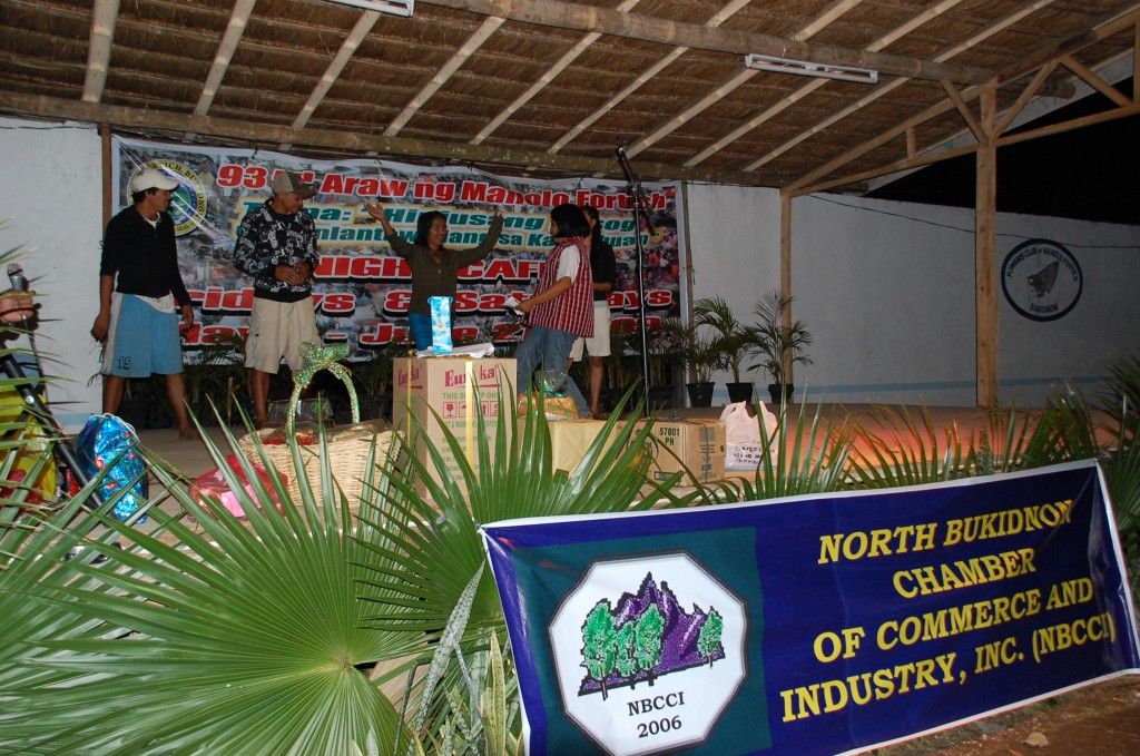 northern bukidnon chamber of commerce and industry variety show