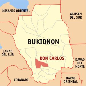 don carlos bukidnon