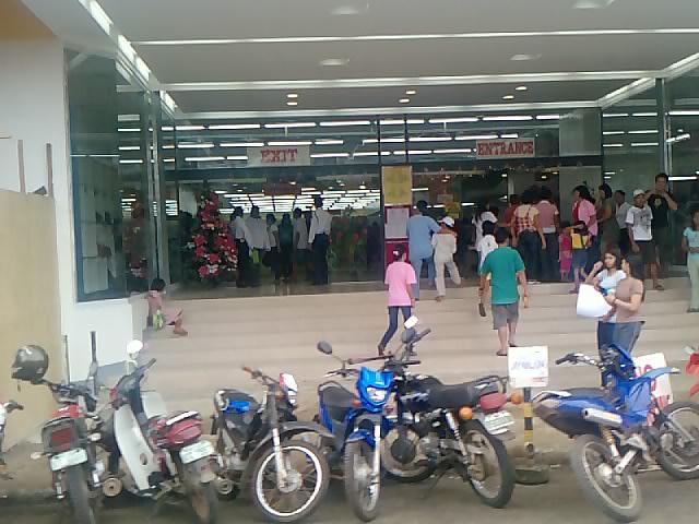 new gaisano mall malaybalay