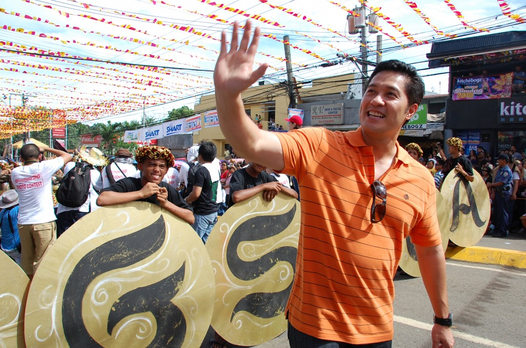 adel tamano sinulog festival 2010