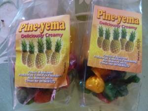 pineapple yema bukidnon