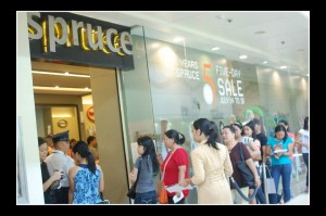 spruce anniversary sale cagayan de oro