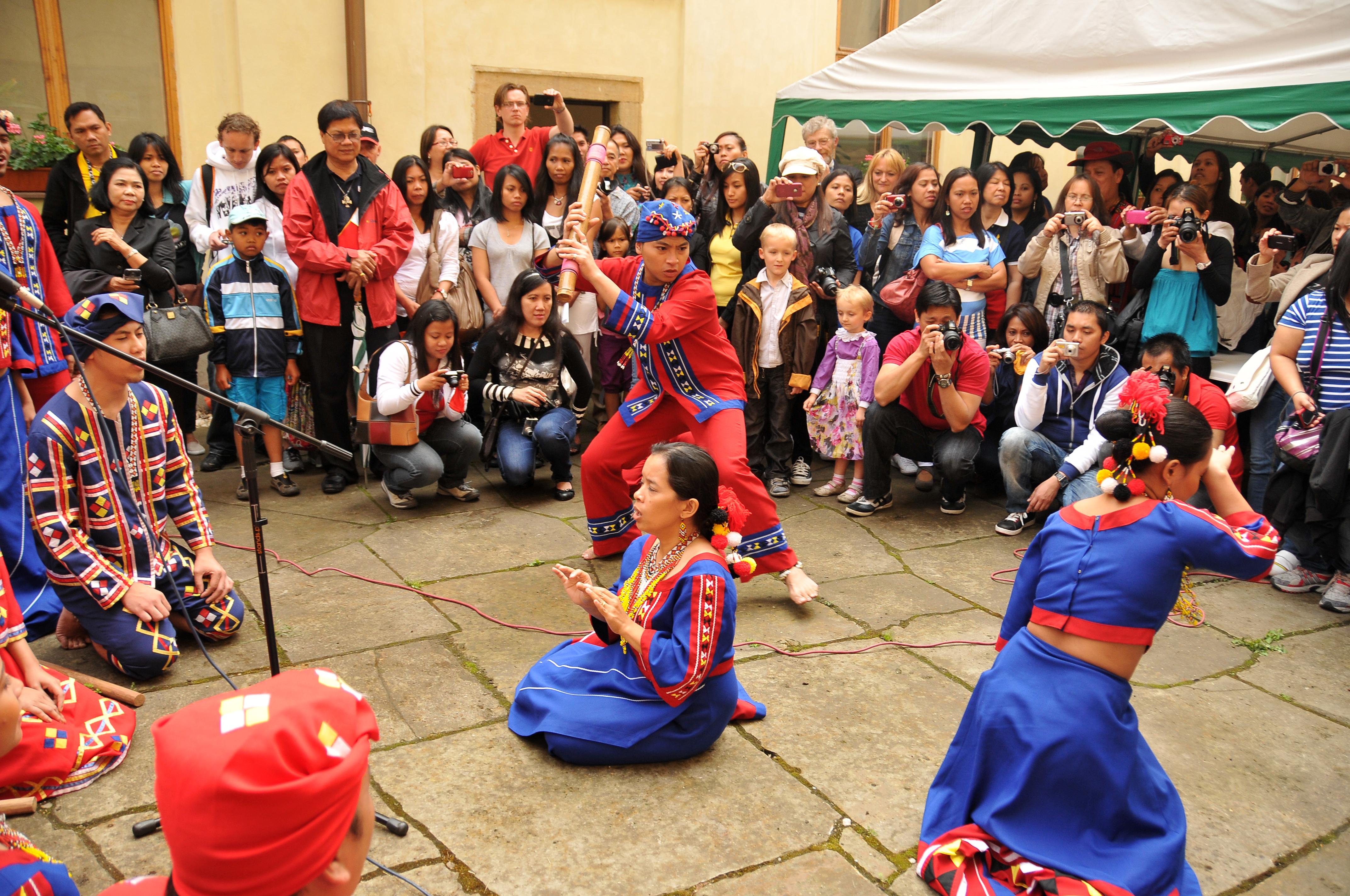 bukidnon state university choir