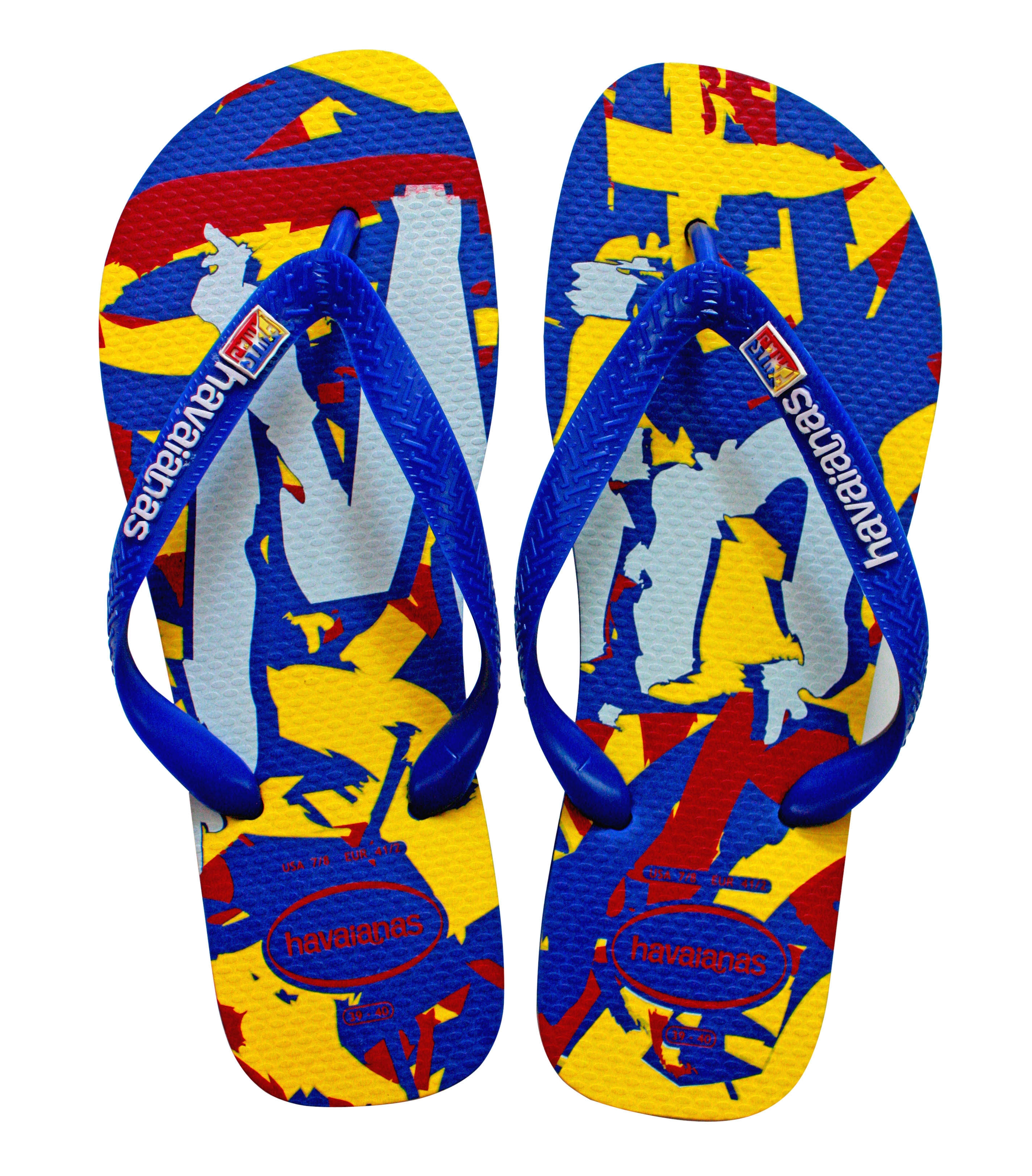 70ad9ce360bf Havaianas Filipinas 2011 Limited Edition now available in Valencia ...