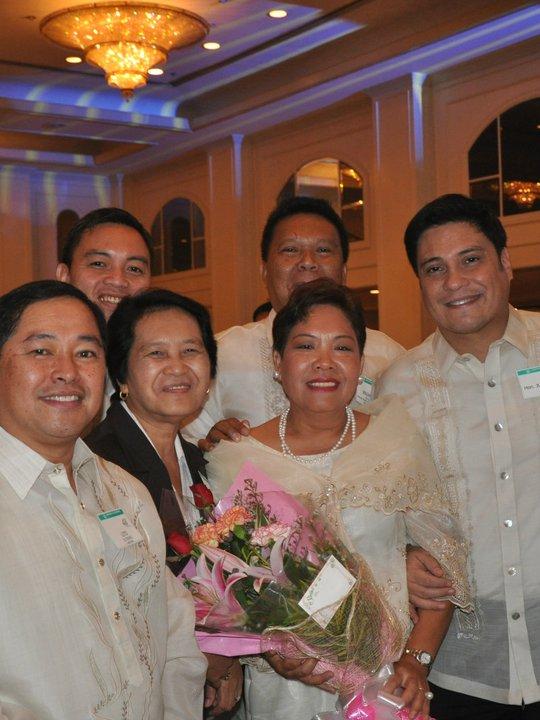 velos couple with senator juan miguel zubiri