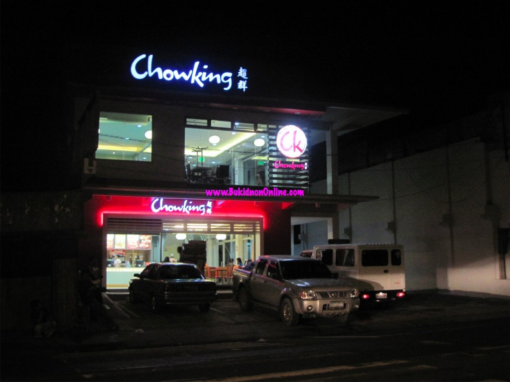 Chowking Malaybalay Bukidnon