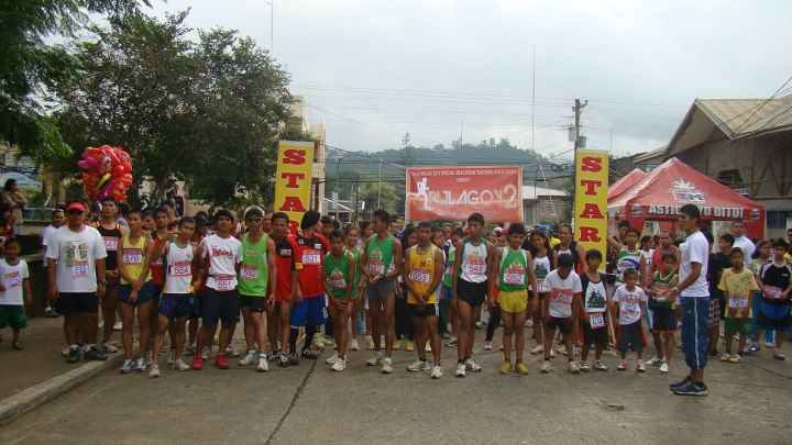 sped fun run pulagoy