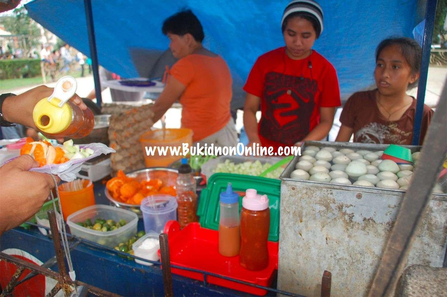 kwek kwek malaybalay plaza rizal