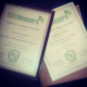 cdo blog awards 2013