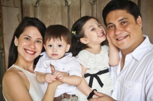 audrey zubiri and family