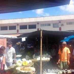 Malaybalay Public Market temporarily closed