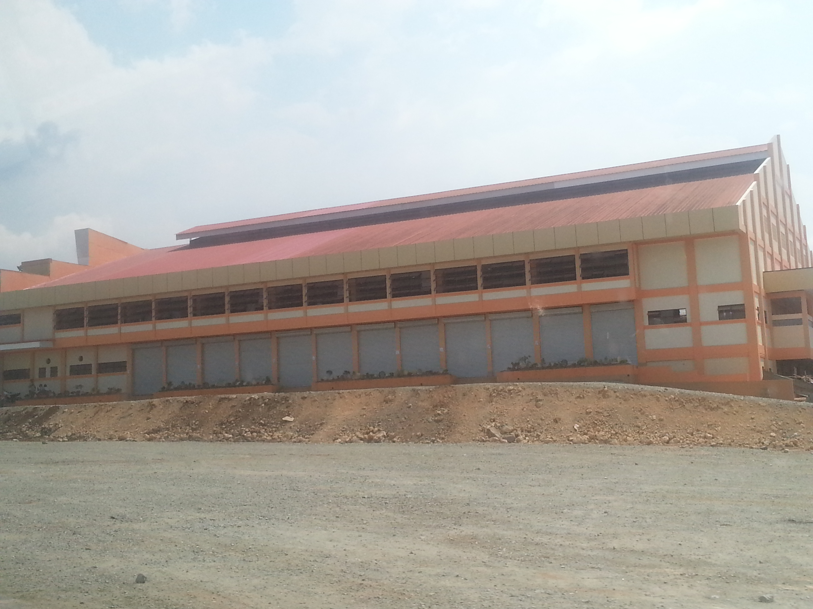 manolo fortich bukidnon gym