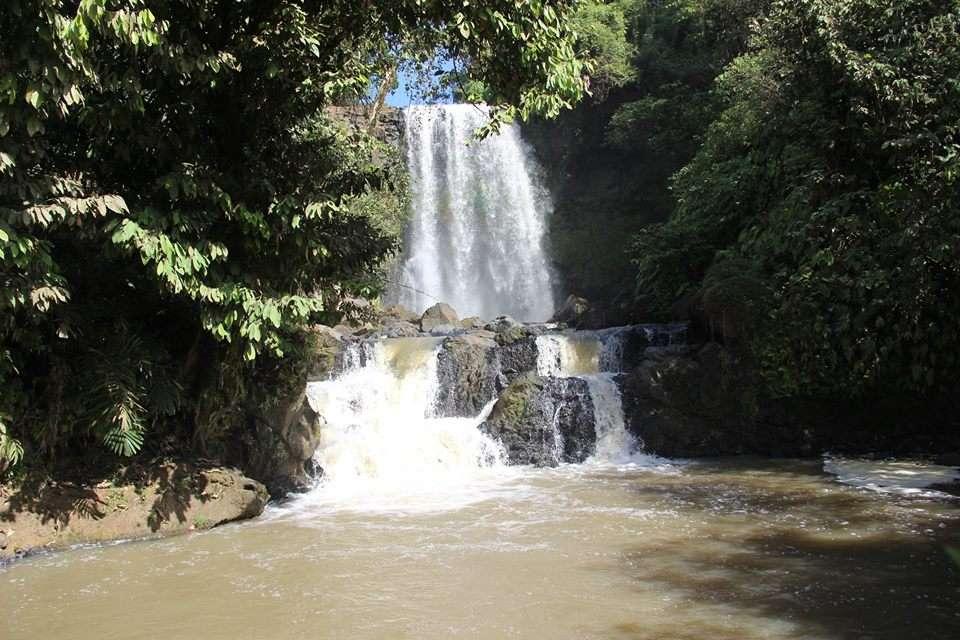 Waterfalls In Maramag Bukidnon As New Tourist Spot