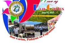 don carlos bukidnon foundation day 2015