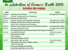 valencia bukidnon farmers month