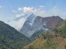 mount-kitanglad-forest-fire