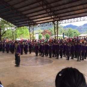 17 rebels operating in Kitanglad, Kalatungan ranges surrender in Bukidnon