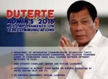 duterte ntc telecommunications