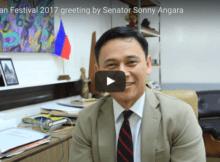 senator sonny angara