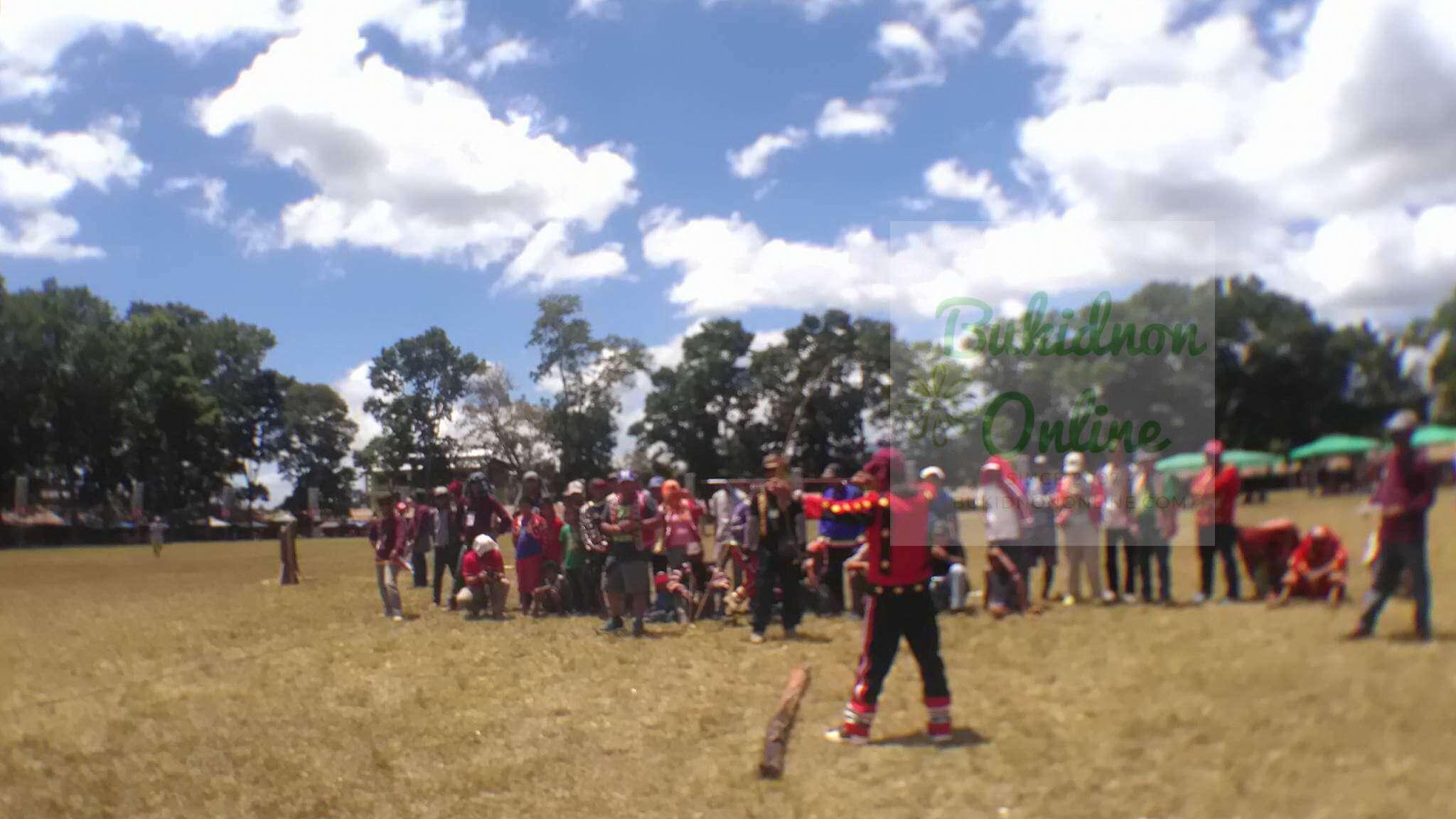kaamulan festival 2018 tribal olympics