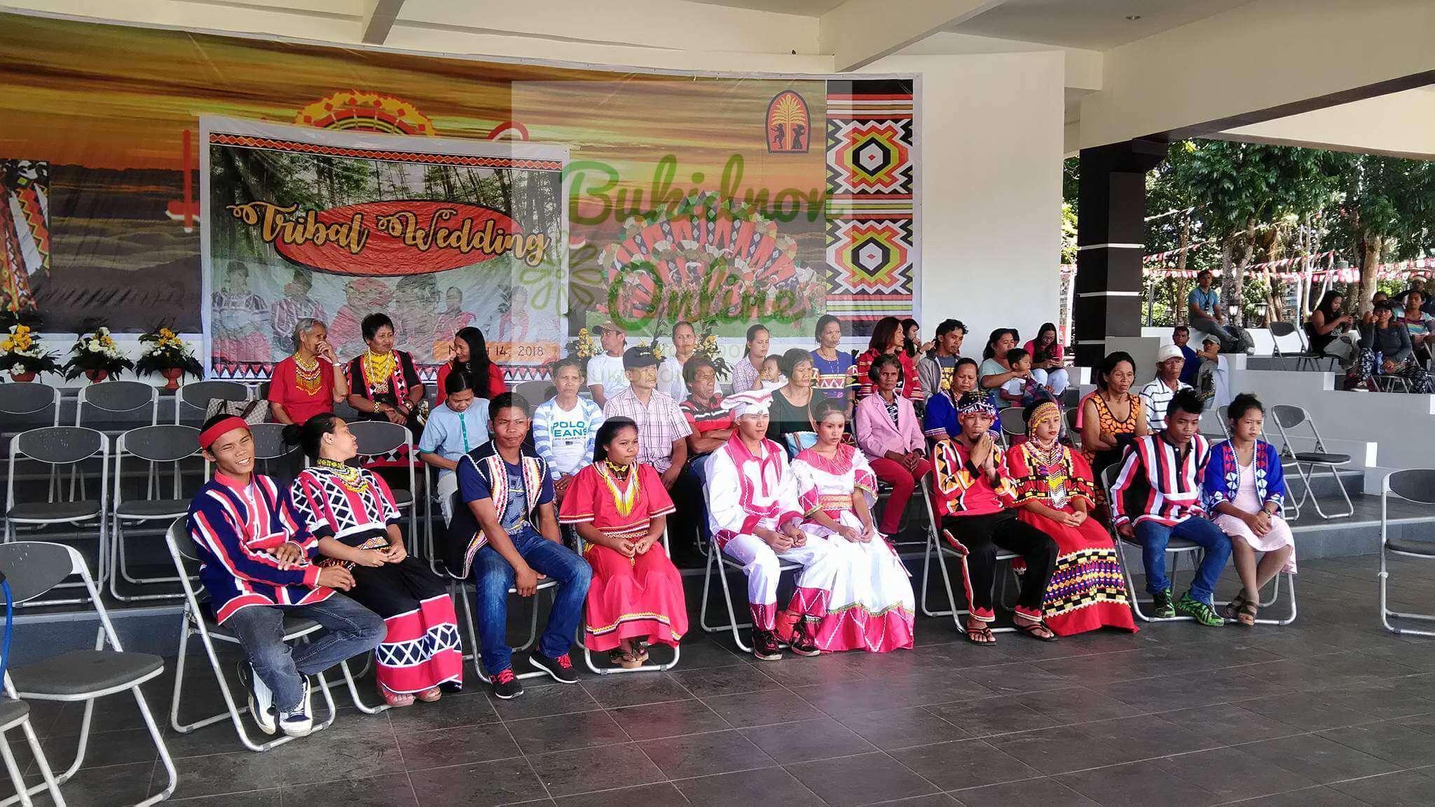 bukidnon tribal wedding