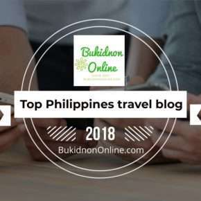 Bukidnon Online declared among top Philippine travel blogs