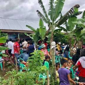 Bukidnon solon Flores decries deprivation of barangay covered court use