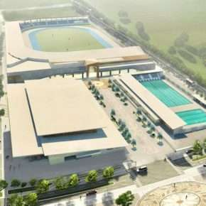 PHOTOS: Proposed Bukidnon Sports and Cultural Complex in Malaybalay City