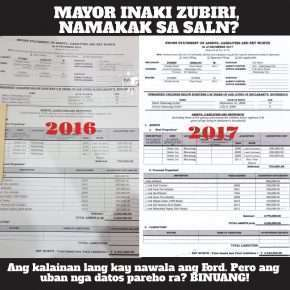 SALNs of Zubiri and two aides questioned, docs show millions
