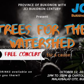 FREE concert aims to raise funds to buy seedlings for watershed
