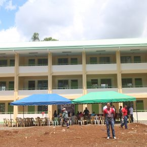 Impasugong elementary school now has tallest school facility