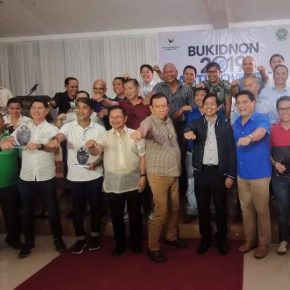 Bukidnon now 19th from 4th in list of poorest, says Senator Migz Zubiri during anti-poverty summit 2019