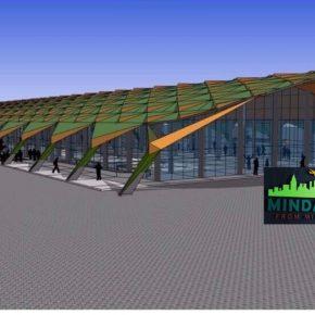 LOOK: Don Carlos, Bukidnon airport pineapple design