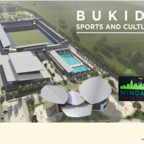 Check out the facilities of the Bukidnon Sports and Cultural Complex