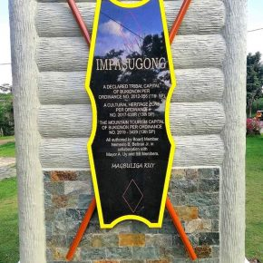 Have you seen this Impasugong landmark?