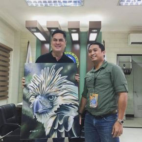 Quino, Andanar meeting poses more good news for Manolo Fortich