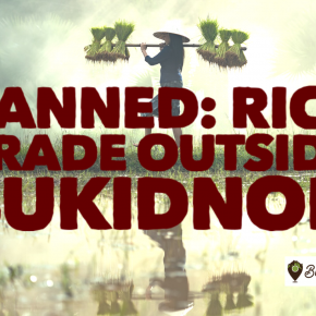 BANNED: Rice trade outside Bukidnon (no selling, no delivering allowed)