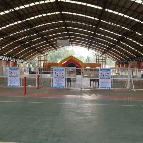 Malaybalay LGU establishes screening area