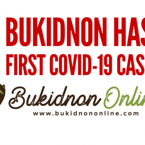CONFIRMED: Bukidnon has first COVID-19 positive case