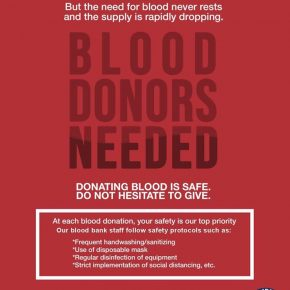 Red Cross Bukidnon to offer transpo for volunteer blood donors