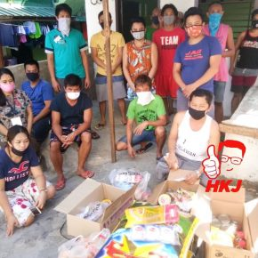 Post about stranded San Fernando, Bukidnon workers goes viral, reaches Flores