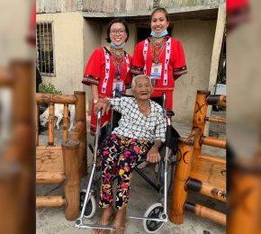 Php 100K awaits more centenarians; DSWD praises LGU Malaybalay for senior care