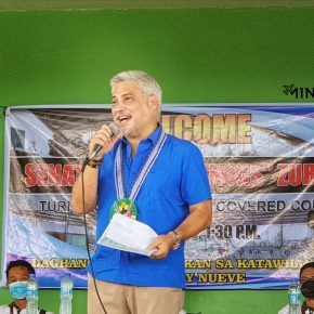 Migz Zubiri to DOH and IATF: Vaccinate economic, government frontliners ASAP