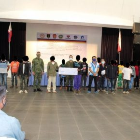 Php 2.5M aid released to former rebels