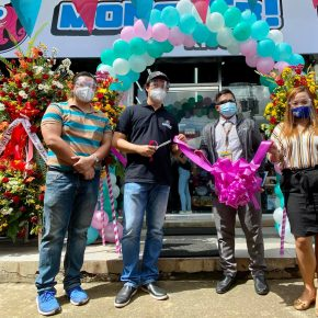 NOW OPEN: Baking, culinary school and supply store Monster Kitchen Valencia Bukidnon