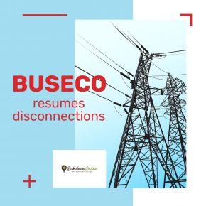 BUSECO resumes disconnections